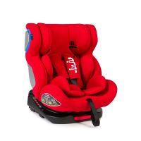 JU1200-932-Red_001 Scaun auto cu Isofix Juju Complete, 360, Rosu