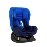 Scaun auto Juju Little Rider, 0-18 Kg, Albastru-Bleumarin