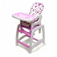 Ju3002-Purple_001 Scaun de masa Juju Eat&Play, Mov
