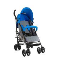 JU406001-Blue-Grey_001 Juju Carucior Sport Little Traveler Albastru-Gri