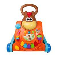 Jucarie bebelusi B-Kids Antemergator si Masa de activitati  - Calut