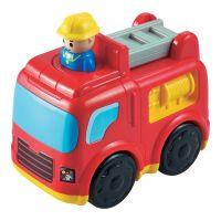 Jucarie bebelusi Noriel Bebe - Masinuta de pompieri