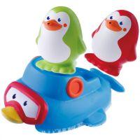 Jucarie de baie B Kids - Pinguini plutitori