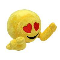 Jucarie de plus Emoji Plushiez - Romeo, 35 cm