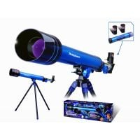Jucarie interactiva - Telescop Astronomic Eastcolight 50 mm, 30/60x