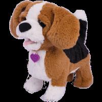 Jucarie de plush Noriel Pets - Zigo catelusul Beagle INT6741