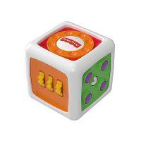 Jucarie interactiva Fisher Price - Primul cub al bebelusului