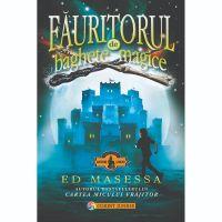 JUN.1055_001w Carte Editura Corint, Fauritorul de baghete magice, Ed Masessa
