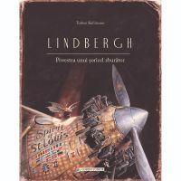 JUN.1061_001w Carte Editura Corint, Lindbergh. Povestea unui soricel zburator, Torben Kuhlmann