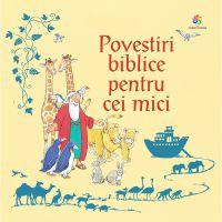 JUN.1157_001w Carte Editura Corint, Povestiri biblice pentru cei mici, repovestite de Louie Stowell