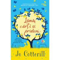 JUN.1167_001w Carte Editura Corint, Lamai, carti si prieteni, Jo Cotterill