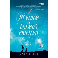 JUN.1168_001w Carte Editura Corint, Ne vedem in Cosmos, prieteni!, Jack Cheng