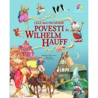 JUN.1207_001w Carte Editura Corint, Cele mai frumoase povesti de Wilhelm Hauff