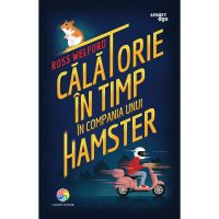 JUN.1234_001w Carte Editura Corint, Calatorie in timp in compania unui hamster , Ross Welford