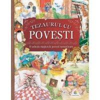 JUN.1273_001w Carte Editura Corint, Tezaurul cu povesti ed.II