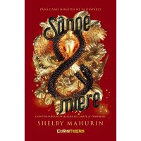 Sarpe si porumbel. Sange si miere, Shelby Mahurin, Vol. 2