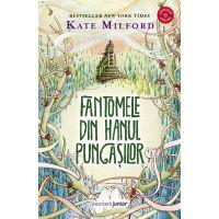 Fantomele din hanul pungasilor, Kate Milford