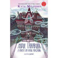 Nodul talharului, O poveste din hanul pungasilor, Kate Milford