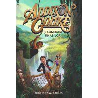 JUN.1375_001w Addison Cooke si Comoaraincasilor, Vol.1, editie 2021