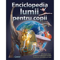Carte Editura Corint, Enciclopedia lumii pentru copii