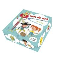 JUN.881_001w Carte Editura Corint, Cutie istet de mic! Tot ce trebuie sa stiu… bilingv roman-englez, 5 carti