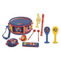 K360PA_001w Set muzical cu 7 instrumente Paw Patrol