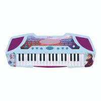 K710FZ_001w Orga electronica cu sunete, lumini si microfon, Disney Frozen 2