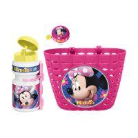 K862508_001w Set accesorii pentru bicicleta Disney Minnie Mouse, Roz