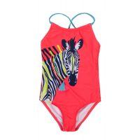 20211326 Costum de baie cu volane model zebra Minoti KG Swim