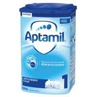 Lapte praf Nutricia Aptamil 1, 800 g, 0-6 luni 579276