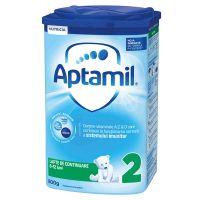 Lapte praf Nutricia Aptamil 2, 800 g, 6-12 luni 576848
