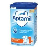 Lapte praf de crestere Aptamil Premium 1+, 800g