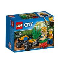 LEGO City Jungle Explorers - Automobil de jungla (60156)