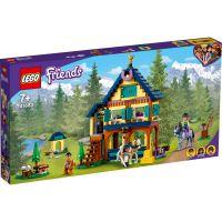 LEGO® Friends - Centrulde echitatie din padure (41683)