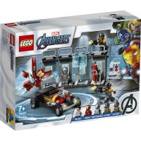 LEGO® Marvel Super Heroes - Arsenalul lui Iron Man (76167)