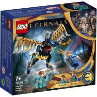 LG76145_001w LEGO® Marvel Super Heroes - Asaltul aerian al Eternilor (76145)