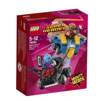 LEGO Super Heroes Mighty Micros - Star-Lord contra Nebula (76090)