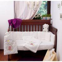 Lenjerie de pat copii Schimbul 3 -  Oita, 4 piese, 140 x 70cm