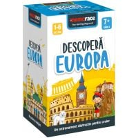 LG0005_001w Joc educativ MemoRace, Descopera Europa