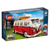 LG10220_001w LEGO® Creator Expert - Volkswagen T1 Camper Van (10220)