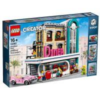 LG10260_001w LEGO® Creator Expert - Restaurant din centrul orasului (10260)
