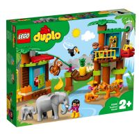 LG10906_001w LEGO® DUPLO® - Insula tropicala (10906)