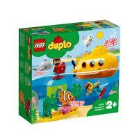 LG10910_001w LEGO® DUPLO® Town - Aventura cu submarinul (10910)