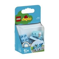 LG10918_001w LEGO® DUPLO® - Camion cu remorca (10918)