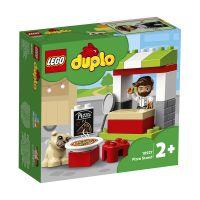 LG10927_001w LEGO® DUPLO® - Stand cu pizza (10927)
