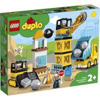 LG10932_001 LEGO® DUPLO® - Bila de demolare (10932)