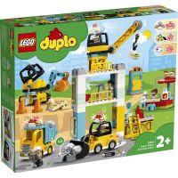 LG10933_001w LEGO® DUPLO® - Macara si Constructie (10933)