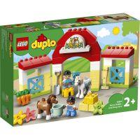 LG10951_001w LEGO® DUPLO® Town - Grajdul poneilor (10951)