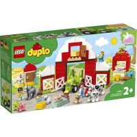 LG10952_001w LEGO® DUPLO® Town - Ferma animalelor (10952)