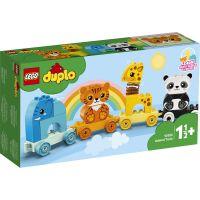 LG10955_001w LEGO® DUPLO® - Primul meu tren cu animale (10955)